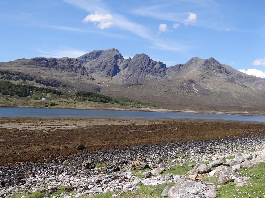 Blaven near Elgol