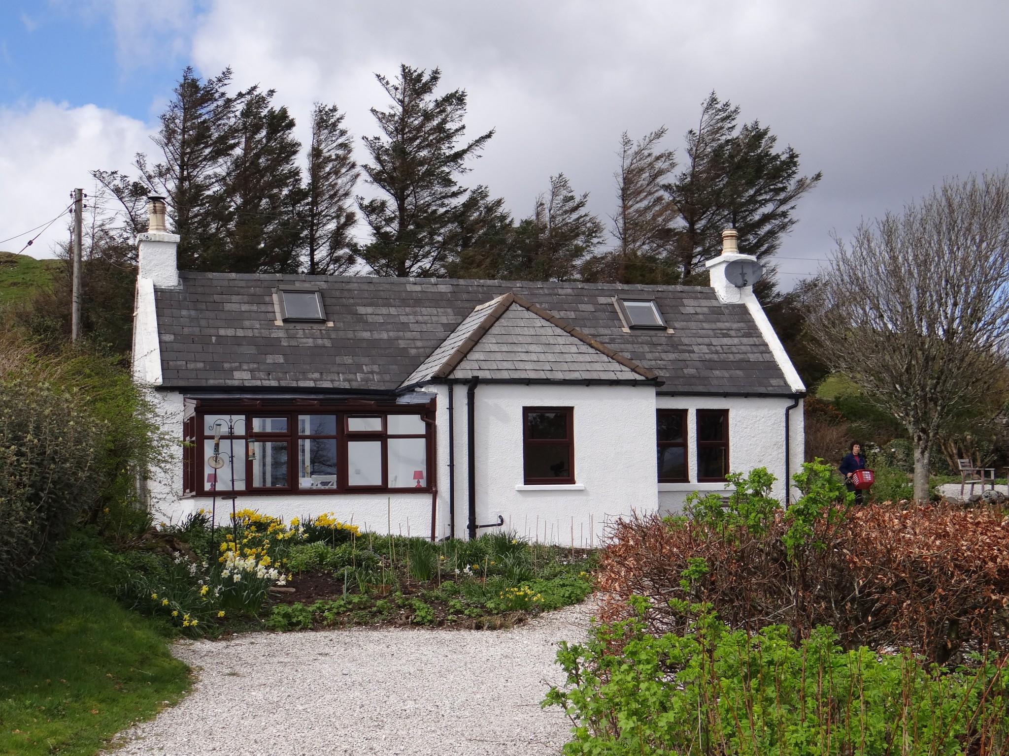 Springbank Cottage, Elgol